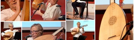 Isabelle Villey, Musicienne et conférencière dates