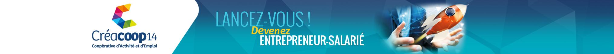 Créacoop14 | Création entreprise à Caen Logo